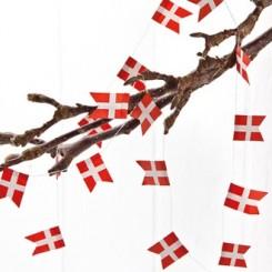 Flagranke, 20 miniflag, 1,5 m.