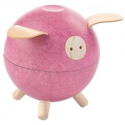 Plan Toys Sparegris, pink