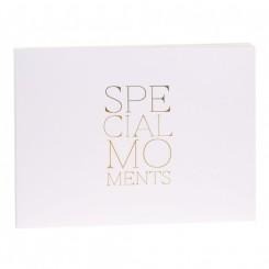 Gæstebog, Special Moments