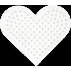 Hama perleplader MIDI hjerte - lille