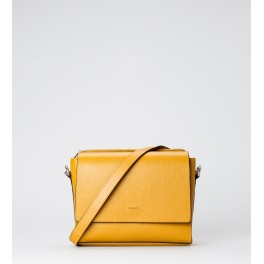Crossbody Bag ∙ Noted ∙ Celina ∙ Yellow leather