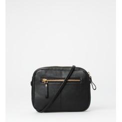 Crossbody bag ∙ Sigrid ∙ Black/Gold
