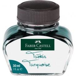 Faber Castell Blæk - Tyrkis