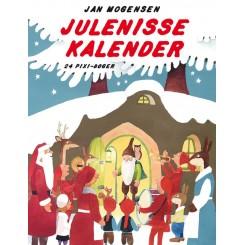 Julenissekalender - 24 Pixi-bøger