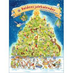 Boldens Julekalender med 24 Snip Snap Snude-bøger