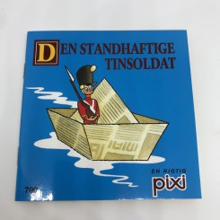 Pixi-serie 106 - Den standhaftige tinsoldat