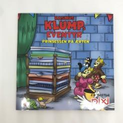 Pixi-serie 132 - Rasmus Klumps Eventyr: Prinsessen på ærten