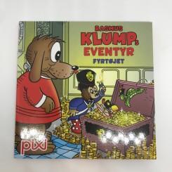 Pixi-serie 132 - Rasmus Klumps Eventyr: Fyrtøjet
