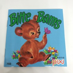 Pixi-serie 95 - Bitte bams