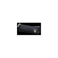 Unkeeper penalhus, sort/sølv