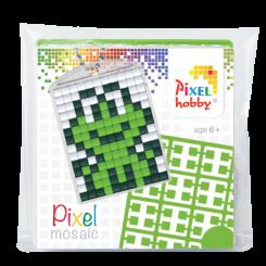 Pixel mosaic nøglering - Frø