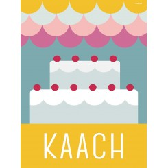 MutMut kort, A5 - Kaach