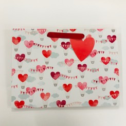 Valentins gavepose, luftballon