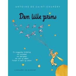 Den lille prins, lyseblå paperback