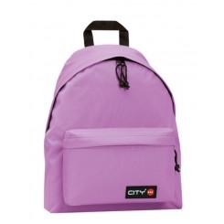 City rygsæk, pastel violet