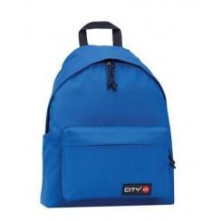 City rygsæk, blå