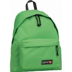 City rygsæk, græs grøn