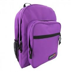 City old schooler rygsæk, violet