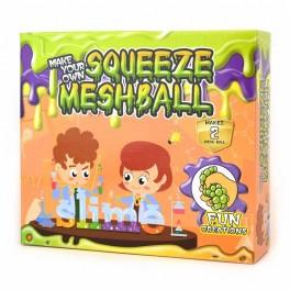 Lav din egen Squeeze Mesh Ball - 2 stk.