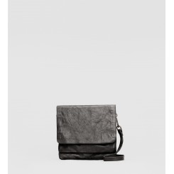Crossbody Bag ∙ Flintstone ∙ Black