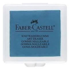 Faber Castell Kneadable Art viskelæder blå