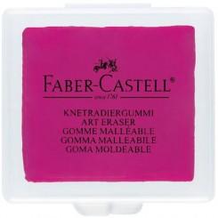 Faber Castell Kneadable Art viskelæder pink