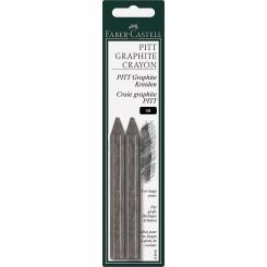 Faber Castell PITT graphite 2 stk., 6B