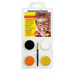 EberhardFaber Ansigtsmaling Tiger