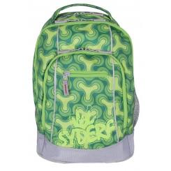 SYDERF Skoletaske Grøn