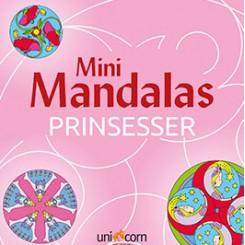 Mini Mandalas Prinsesser
