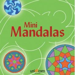 Mini Mandalas Grøn