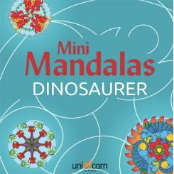 Mini Mandalas Dinosaurus