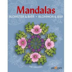 Mandalas med Blomster & Bær