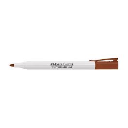 Faber Castell whiteboards tusch lille, brun