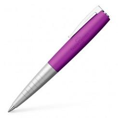 Faber Castell kuglepen LOOM, metallic violet