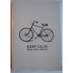 Blok Bike A5, 80 ark