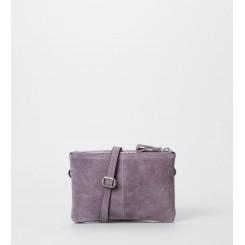 Treats Mynte taske Suede Purple