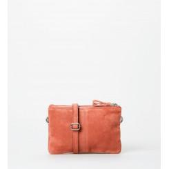 Treats Mynte taske Suede Peach