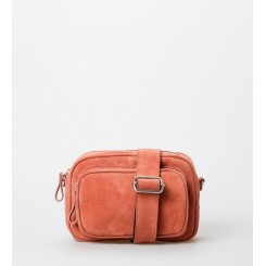 Treats Karla taske Suede Peach