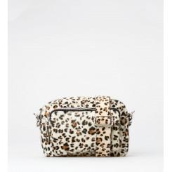 Treats Karla taske Suede Leopard