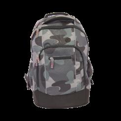 SYDERF Naps Skoletaske Camouflage
