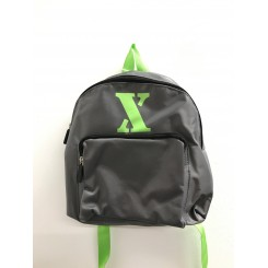 Boxer rygsæk lille, grå/grøn