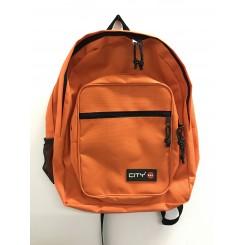 City old schooler rygsæk, orange