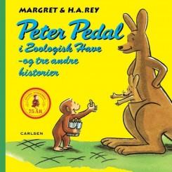 Peter Pedal i Zoologisk Have - og tre andre historier