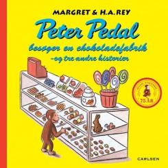 Peter Pedal besøger en chokoladefabrik - og tre andre historier