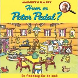Hvor er Peter Pedal?