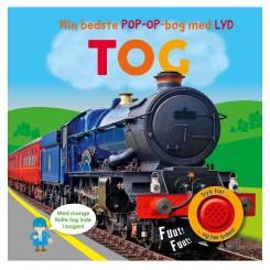 Min bedste POP-OP-bog med lyd - TOG