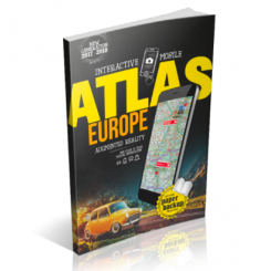 Interactive Mobile Atlas Europe - High 5 Edition