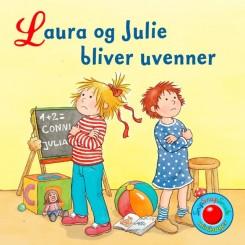 Minibog - Laura og Julie bliver uvenner