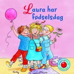 Minibog - Laura har fødselsdag